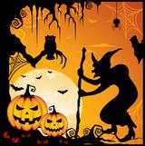 Imprimer le dessin en couleurs : Halloween, numéro 588269