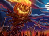 Imprimer le dessin en couleurs : Halloween, numéro 692901