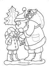 Imprimer le coloriage : Noël, numéro 113217