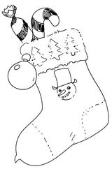 Imprimer le coloriage : Noël, numéro 113230