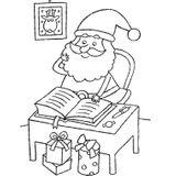 Imprimer le coloriage : Noël, numéro 113231