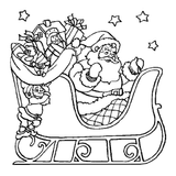 Imprimer le coloriage : Noël, numéro 113233