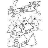 Imprimer le coloriage : Noël, numéro 113234