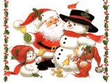 Imprimer le dessin en couleurs : Noël, numéro 116586