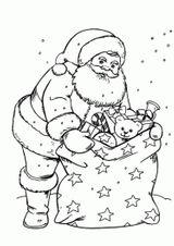 Imprimer le coloriage : Noël, numéro 1196a91d