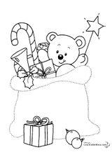 Imprimer le coloriage : Noël, numéro 127678