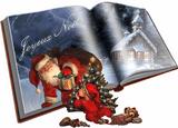 Imprimer le dessin en couleurs : Noël, numéro 156044