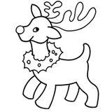 Imprimer le coloriage : Noël, numéro 16234