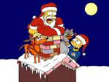 Imprimer le dessin en couleurs : Noël, numéro 20239