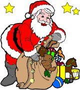 Imprimer le dessin en couleurs : Noël, numéro 20244