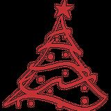 Imprimer le dessin en couleurs : Noël, numéro 548064
