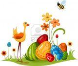 Imprimer le dessin en couleurs : Pâques, numéro 117301