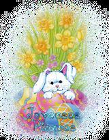 Imprimer le dessin en couleurs : Pâques, numéro 117302
