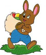 Imprimer le dessin en couleurs : Pâques, numéro 117305