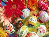 Imprimer le dessin en couleurs : Pâques, numéro 117317