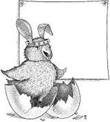 Imprimer le coloriage : Pâques, numéro 145845
