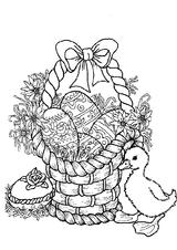 Imprimer le coloriage : Pâques, numéro 145851