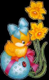 Imprimer le dessin en couleurs : Pâques, numéro 156666