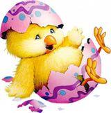 Imprimer le dessin en couleurs : Pâques, numéro 156676