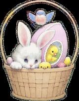 Imprimer le dessin en couleurs : Pâques, numéro 19100