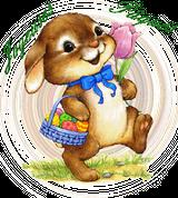 Imprimer le dessin en couleurs : Pâques, numéro 19107