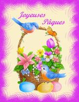 Imprimer le dessin en couleurs : Pâques, numéro 20702