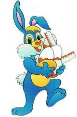 Imprimer le dessin en couleurs : Pâques, numéro 23440