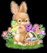 Imprimer le dessin en couleurs : Pâques, numéro 266100