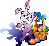 Imprimer le dessin en couleurs : Pâques, numéro 69863