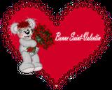 Imprimer le dessin en couleurs : Saint-Valentin, numéro 361095