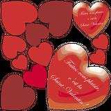 Imprimer le dessin en couleurs : Saint-Valentin, numéro 692549