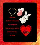 Imprimer le dessin en couleurs : Saint-Valentin, numéro 69848