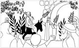 Imprimer le coloriage : Toussaint, numéro 147851