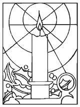 Imprimer le coloriage : Toussaint, numéro 44671