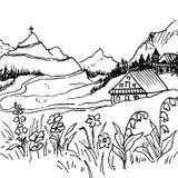Imprimer le coloriage : Nature, numéro 102