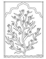 Imprimer le coloriage : Arbres, numéro 1135