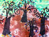 Imprimer le dessin en couleurs : Arbres, numéro 118020