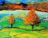 Imprimer le dessin en couleurs : Arbres, numéro 118023