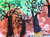 Imprimer le dessin en couleurs : Arbres, numéro 118032