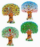 Imprimer le dessin en couleurs : Arbres, numéro 625250