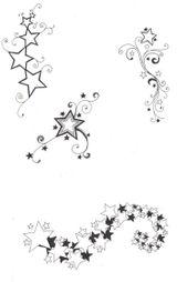 Imprimer le coloriage : Etoile filante, numéro 33860441