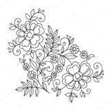 Imprimer le coloriage : Fleurs, numéro 1028d1b5