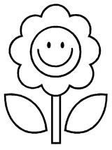 Imprimer le coloriage : Fleurs, numéro 1146