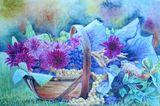 Imprimer le dessin en couleurs : Fleurs, numéro 11809
