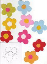Imprimer le dessin en couleurs : Fleurs, numéro 11813