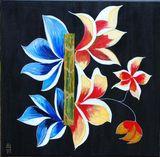 Imprimer le dessin en couleurs : Fleurs, numéro 21211