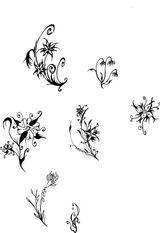 Imprimer le coloriage : Fleurs, numéro 296514