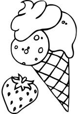 Imprimer le coloriage : Fruits, numéro 22b3f5ba