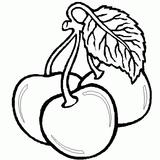 Imprimer le coloriage : Fruits, numéro 24167