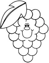 Imprimer le coloriage : Fruits, numéro 2c115c1c